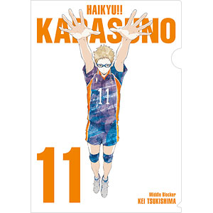 ハイキュー!! 月島蛍 Ani-Art クリアファイル vol.3