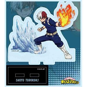 僕のヒーローアカデミア アクリルフィギュア 轟焦凍
