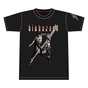 バイオハザード0 Tシャツ タイトルナンバー L