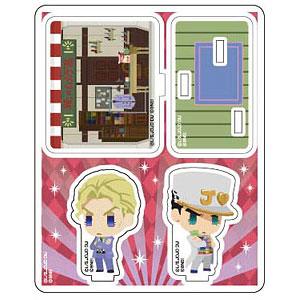 アクスタコレクション ジョジョのピタパタポップ ピタパタポップ06 承太郎&吉良