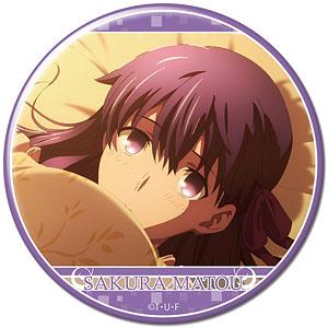 劇場版「Fate/stay night [Heaven's Feel]」 缶バッジ デザイン01(間桐桜/A)