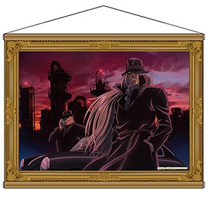 名探偵コナン B2タペストリーVol.5 D ジン/ウォッカ