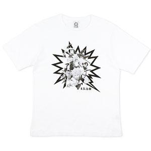 七つの大罪 戒めの復活 大罪 Tシャツ(ホワイト) ユニセックス L