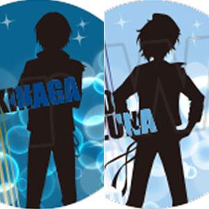 TVアニメ『あんさんぶるスターズ!』トレーディングシルエット缶バッジE 9個入りBOX