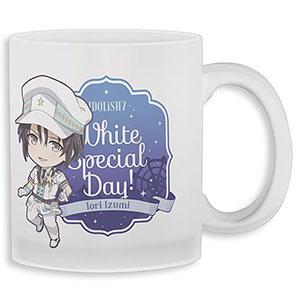 ねんどろいどぷらす アイドリッシュセブン グラスマグカップ 和泉一織 White Special Day! Ver.
