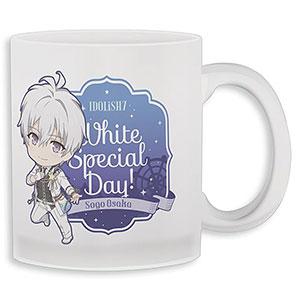 ねんどろいどぷらす アイドリッシュセブン グラスマグカップ 逢坂壮五 White Special Day! Ver.