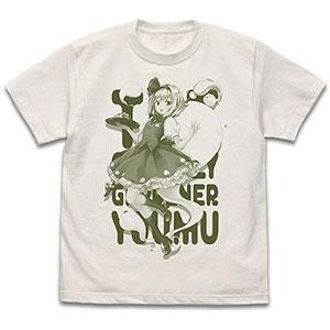 東方Project 魂魄妖夢 なつめえりVer. Tシャツ/NATURAL-S