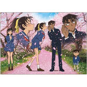 ジグソーパズル 名探偵コナン 桜舞う季節 500ピース (06-111S)