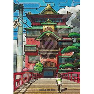 アートクリスタルジグソー 千と千尋の神隠し 油屋 208ピース (208-AC59)