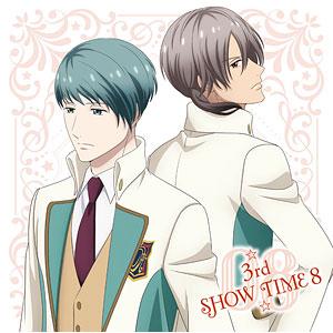 CD ☆3rd SHOW TIME 8☆ 冬沢亮×千秋貴史&春日野×入夏/「スタミュ」ミュージカルソングシリーズ