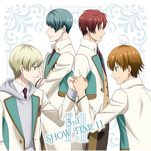 CD ☆3rd SHOW TIME 11☆星谷×辰己×四季×冬沢&team鳳/「スタミュ」ミュージカルソングシリーズ