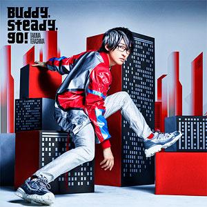 CD 寺島拓篤 / 『ウルトラマンタイガ』オープニングテーマ「Buddy,steady,go!」 初回限定盤