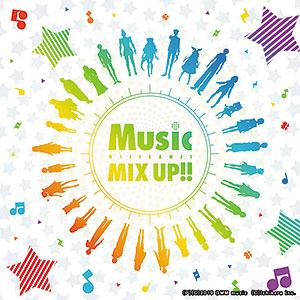 CD にじさんじ Music MIX UP!! 通常盤