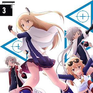 CD TVアニメーション『アズールレーン』バディキャラクターソングシングル Vol.3 クリーブランド四姉妹