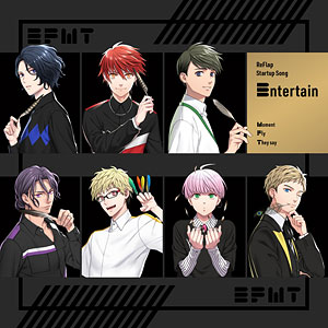 CD ReFlap Startup Song 『Entertain』 初回限定盤