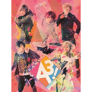 DVD MANKAI STAGE『A3!』~SPRING & SUMMER 2018~ 初演特別限定盤