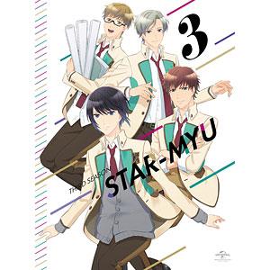 BD スタミュ(第3期) 第3巻 初回限定版 (Blu-ray Disc)