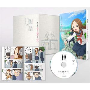 BD からかい上手の高木さん2 Vol.1 初回生産限定版 (Blu-ray Disc)