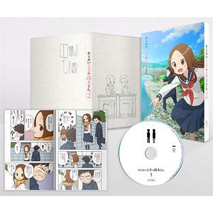 DVD からかい上手の高木さん2 Vol.1 初回生産限定版