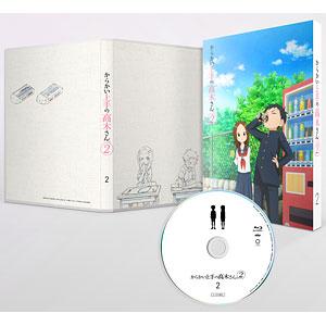 BD からかい上手の高木さん2 Vol.2 初回生産限定版 (Blu-ray Disc)