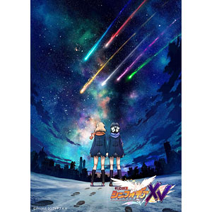 DVD 戦姫絶唱シンフォギアXV 4 初回生産限定版