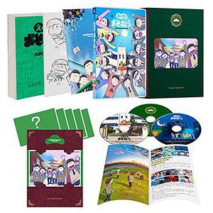 BD えいがのおそ松さん Blu-ray Disc 赤塚高校卒業記念BOX
