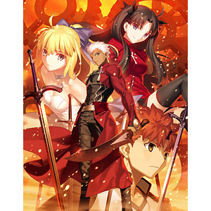 BD Fate/stay night [Unlimited Blade Works] Blu-ray Disc Box Standard Edition