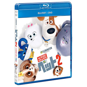 BD ペット2 ブルーレイ+DVDセット (Blu-ray Disc)