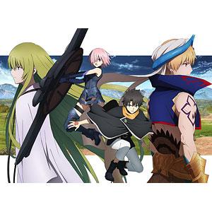 【特典】DVD Fate/Grand Order -絶対魔獣戦線バビロニア- 1 完全生産限定版