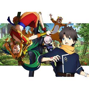 DVD Fate/Grand Order -絶対魔獣戦線バビロニア- 3 完全生産限定版