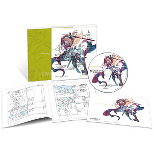 DVD GRANBLUE FANTASY The Animation Season 2 1 完全生産限定版