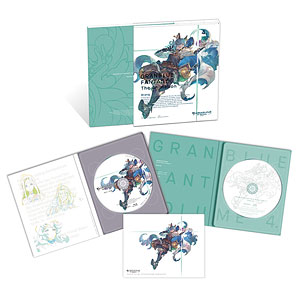 BD GRANBLUE FANTASY The Animation Season 2 4 完全生産限定版 (Blu-ray Disc)