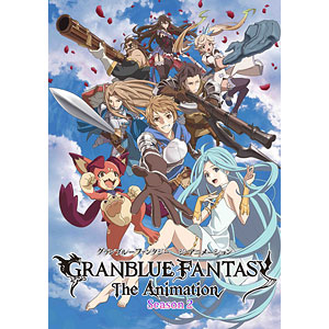 BD GRANBLUE FANTASY The Animation Season 2 7 完全生産限定版 (Blu-ray Disc)