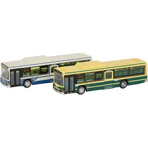 ザ・バスコレクション 名古屋市交通局 市バス90周年2台セット