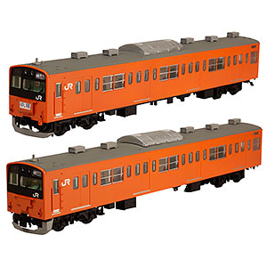 PP072 JR東日本201系直流電車(中央線)クハ201・クハ200キット