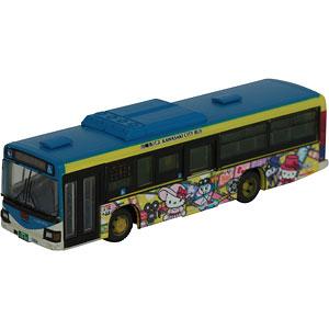 ザ・バスコレクション 川崎市交通局 かわさきノルフィン×ハローキティ 映像のまちラッピングB