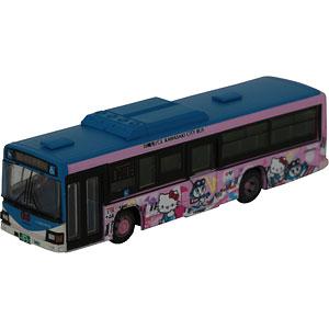 ザ・バスコレクション 川崎市交通局 かわさきノルフィン×ハローキティ 音楽のまちラッピングC