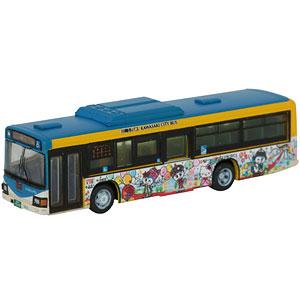 ザ・バスコレクション 川崎市交通局 かわさきノルフィン×ハローキティ ノルフィンパレード号D