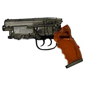 REAL FORM Water Gun 第7弾 高木型弐〇壱九年式爆水拳銃 Vol1.5 Last end クリアブラック[フルコック]