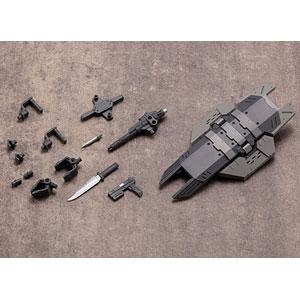 M.S.G モデリングサポートグッズ ウェポンユニット10 マルチプルシールド プラモデル