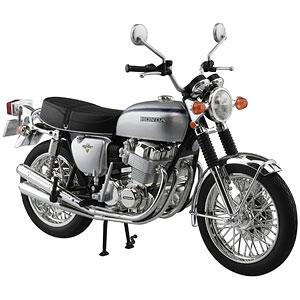 1/12 完成品バイク Honda CB750FOUR(K2) シルバー