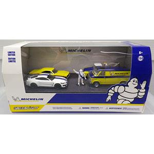 1/64 Multi-Car Dioramas - Michelin Service Center