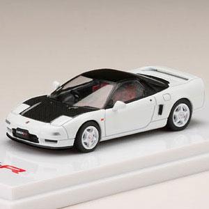 1/64 Honda NSX (NA1) Type R 1992 チャンピオンシップホワイト / カーボンフロントカウル