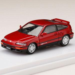 1/64 HondaCR-X SiR (EF8) Red Pearl
