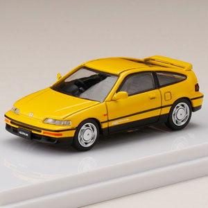 1/64 HondaCR-X SiR (EF8) Yellow