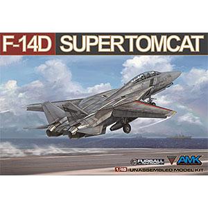 1/48 F-14D スーパートムキャット プラモデル