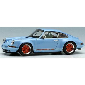1/64 シンガー 911(964)クーペ ガルフブルー