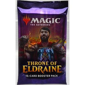 マジック:ザ・ギャザリング エルドレインの王権 ブースターパック 英語版 パック