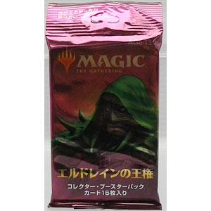 マジック:ザ・ギャザリング エルドレインの王権 コレクター・ブースターパック 日本語版 パック