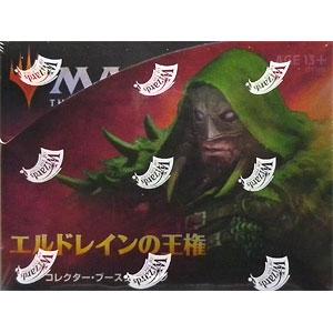 マジック:ザ・ギャザリング エルドレインの王権 コレクター・ブースターパック 日本語版 12パック入りBOX